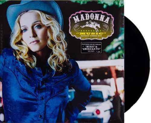 Lp Madonna Music