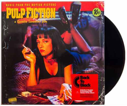 Lp Trilha Sonora Pulp Fiction