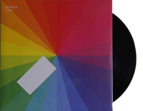 Lp Jamie XX In Colour