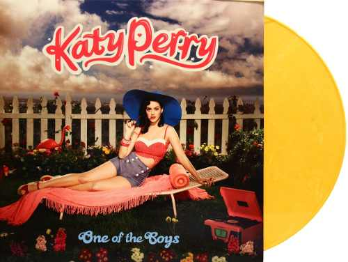 Lp Katy Perry One Of The Boys