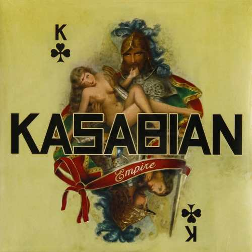 Lp Kasabian Empire