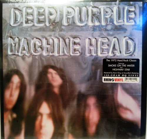 Lp Deep Purple Machine Head