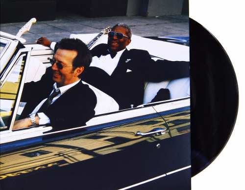 Lp BB King & Eric Clapton Riding With The King