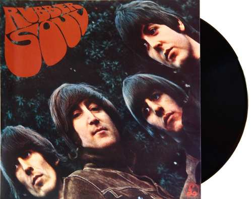 Lp The Beatles Rubber Soul MONO
