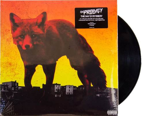 Lp The Prodigy The Day Is My Enemy