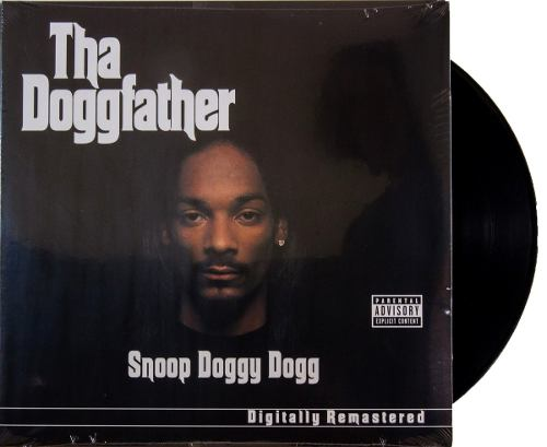 Lp Snoop Doggy Dogg Tha Doggfather