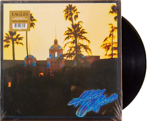 Lp Eagles Hotel California