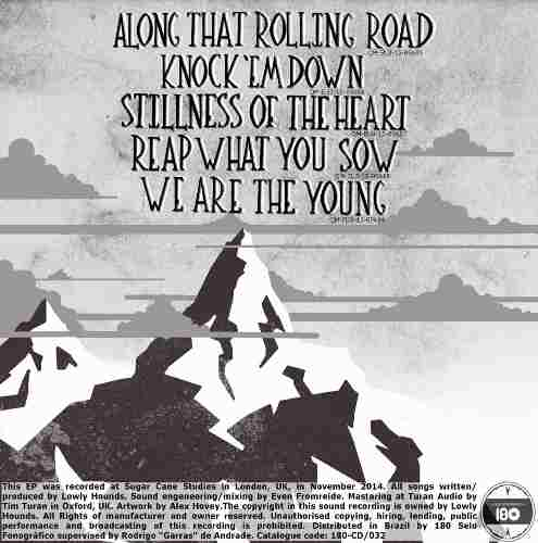 Cd Lowly Hounds Rolling Road