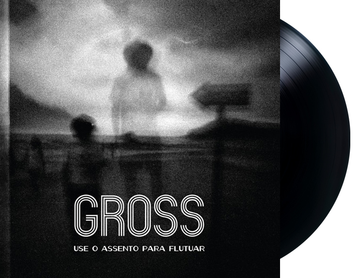 Lp Gross Use O Assento Para Flutuar