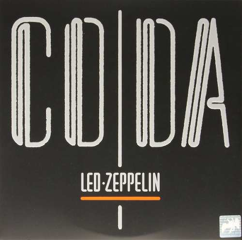 Lp Led Zeppelin Coda Deluxe