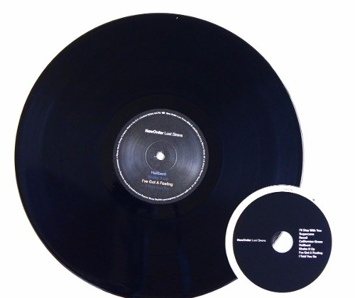 Lp New Order Lost Sirens