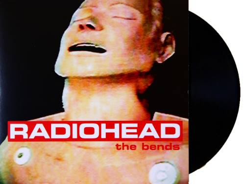 Lp Radiohead The Bends