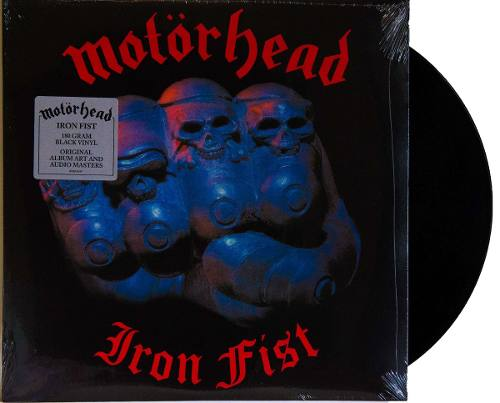 Lp Motorhead Iron Fist