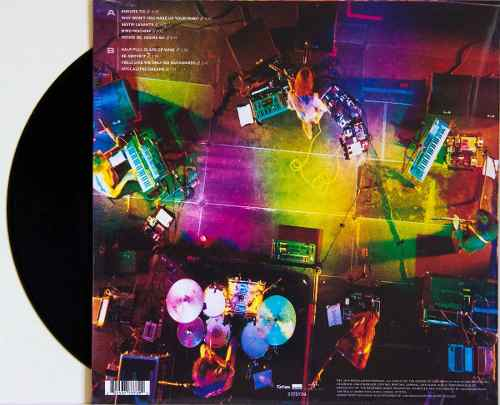 Lp Tame Impala Live Versions