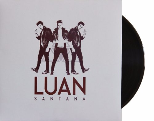 Lp Luan Santana Acústico