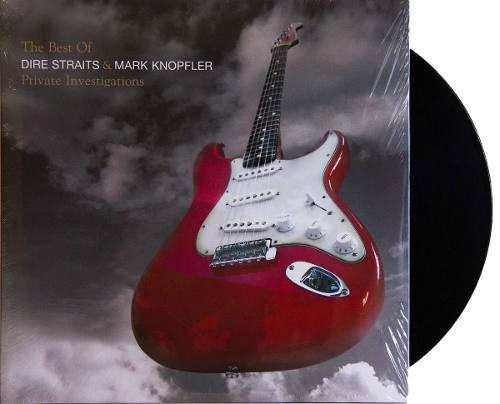 Lp Mark Knopfler Private Investigations