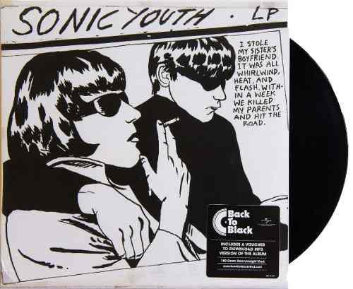 Lp Sonic Youth Goo