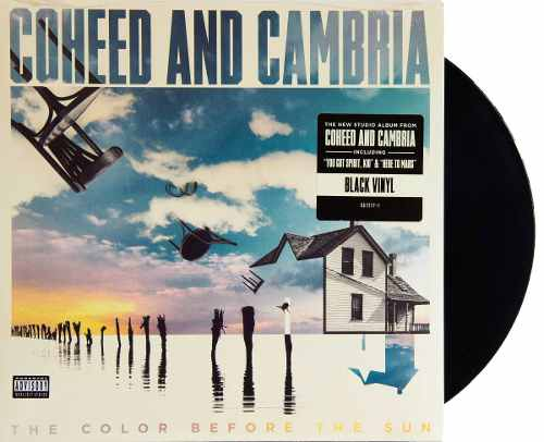 Lp Coheed And Cambria The Color Before The Sun