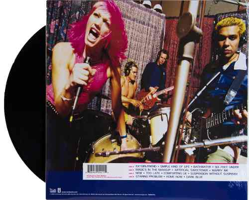 Lp No Doubt Return Of Saturn