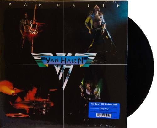 Lp Van Halen 1978