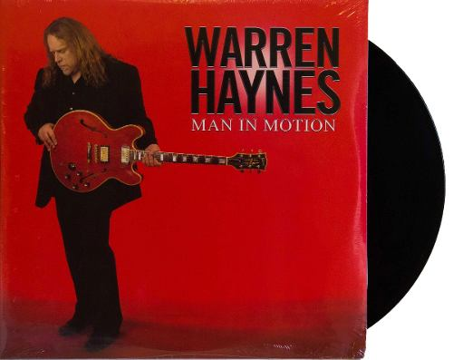 Lp Warren Haynes Man In Motion