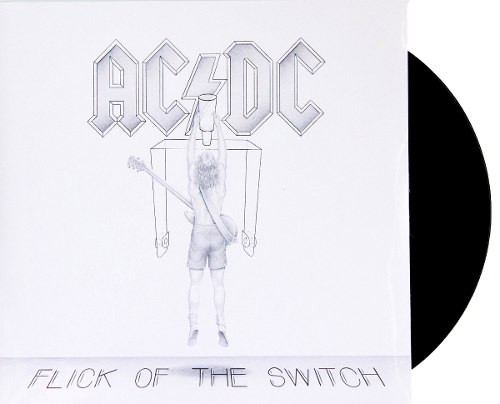 Lp ACDC Flick Of The Switch