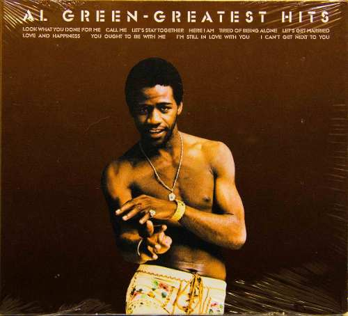 Cd Al Green Greatest Hits