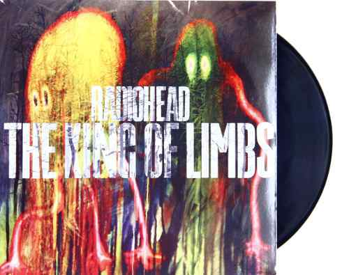 Lp Radiohead The King Of Limbs