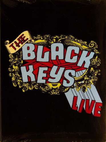 Dvd The Black Keys Live