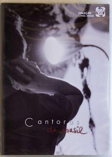 Dvd Cantoras Do Brasil