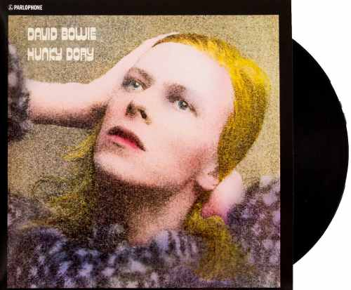 Lp David Bowie Hunky Dory
