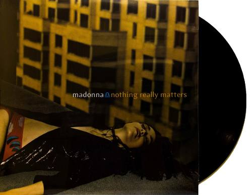 Lp Madonna Nothing Really Matters