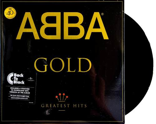 Lp Abba Gold Greatest Hits