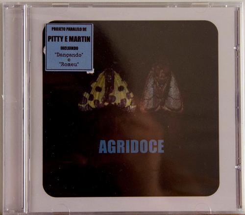 Cd Pitty Agridoce