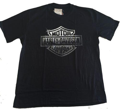 Camiseta Harley Davidson