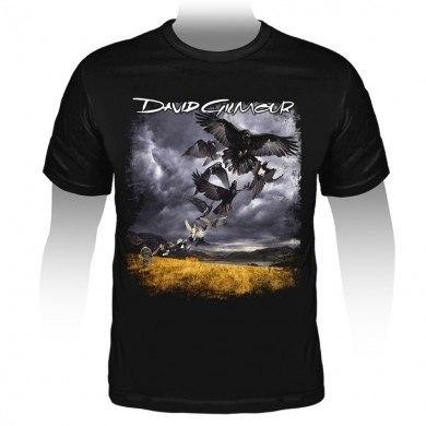 Camiseta David Gilmour Rattle That Lock