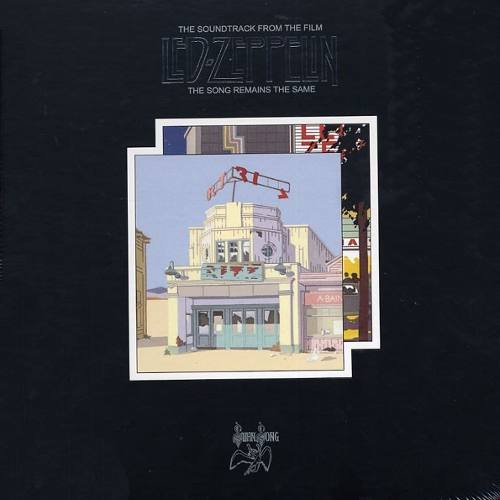 Lp Box Set Led Zeppelin The Song Remains The Same