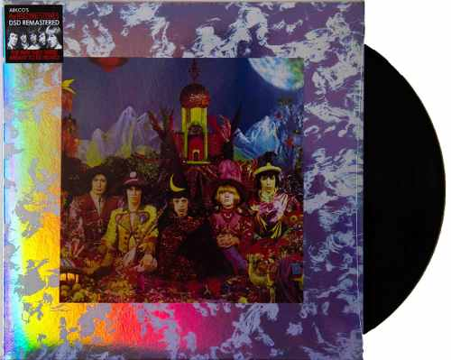 Lp The Rolling Stones Their Satanic Majesties Request