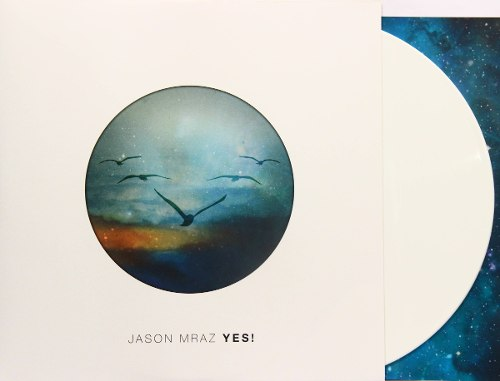 Lp Jason Mraz Yes!