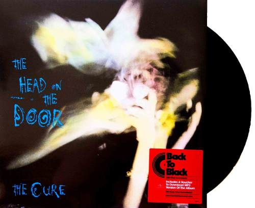 Lp The Cure The Head On The Door