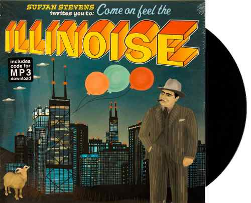 Lp Sufjan Stevens Illinois