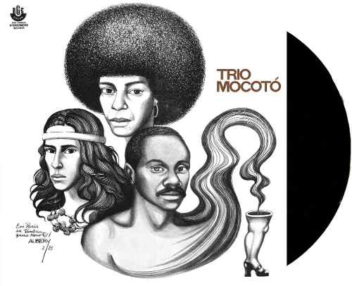Lp Trio Mocoto 1973
