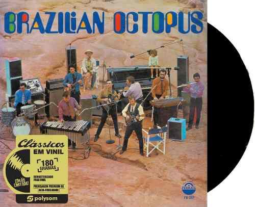 Lp Brazilian Octopus 1969