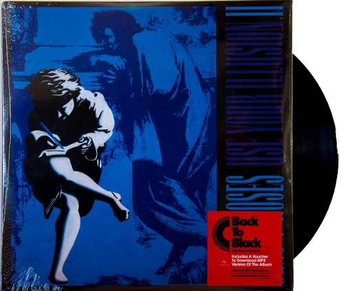 Lp Guns N Roses Use Your Illusion II