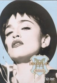 Dvd Madonna The Immaculate Collection
