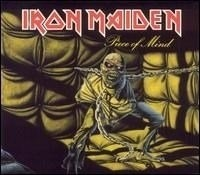 Cd Iron Maiden Piece Of Mind