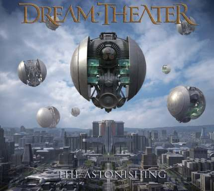 Cd Dream Theater The Astonishing