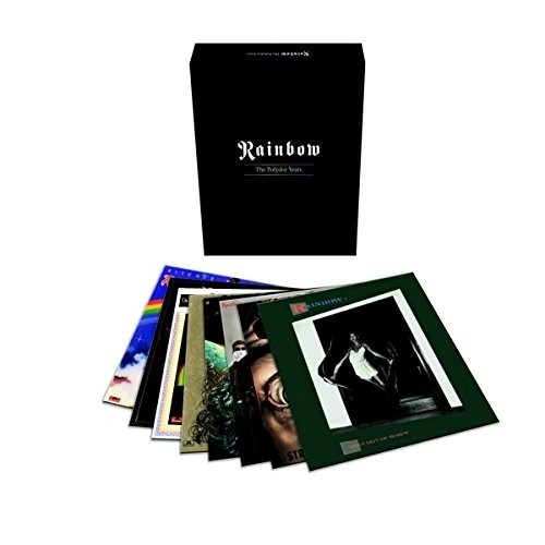 Lp Box Set Rainbow The Polydor Years
