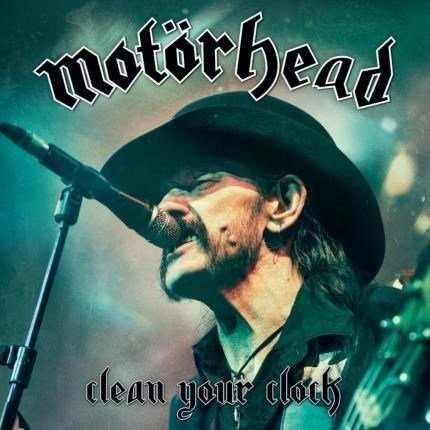 Cd Motorhead Clean Your Clock