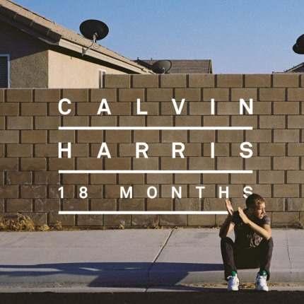 Cd Calvin Harris 18 Months